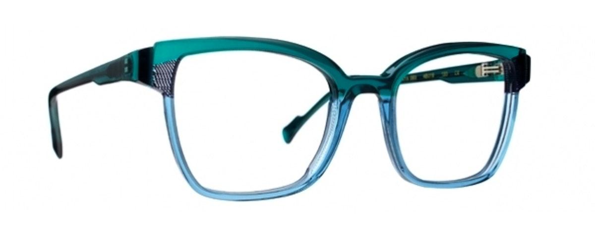 Baya / Light Blue / Green