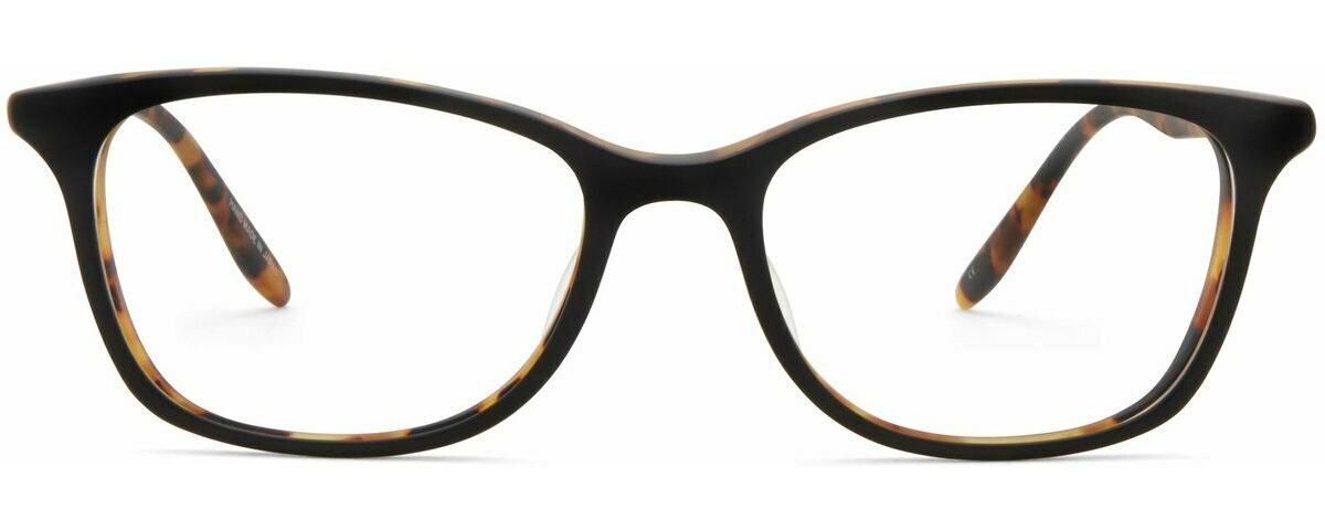 Cassady (50) / Matte Black Amber Tortoise